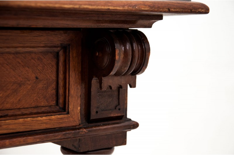 biurko antyczne