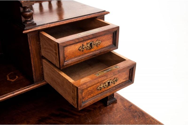biurko z XIXw.