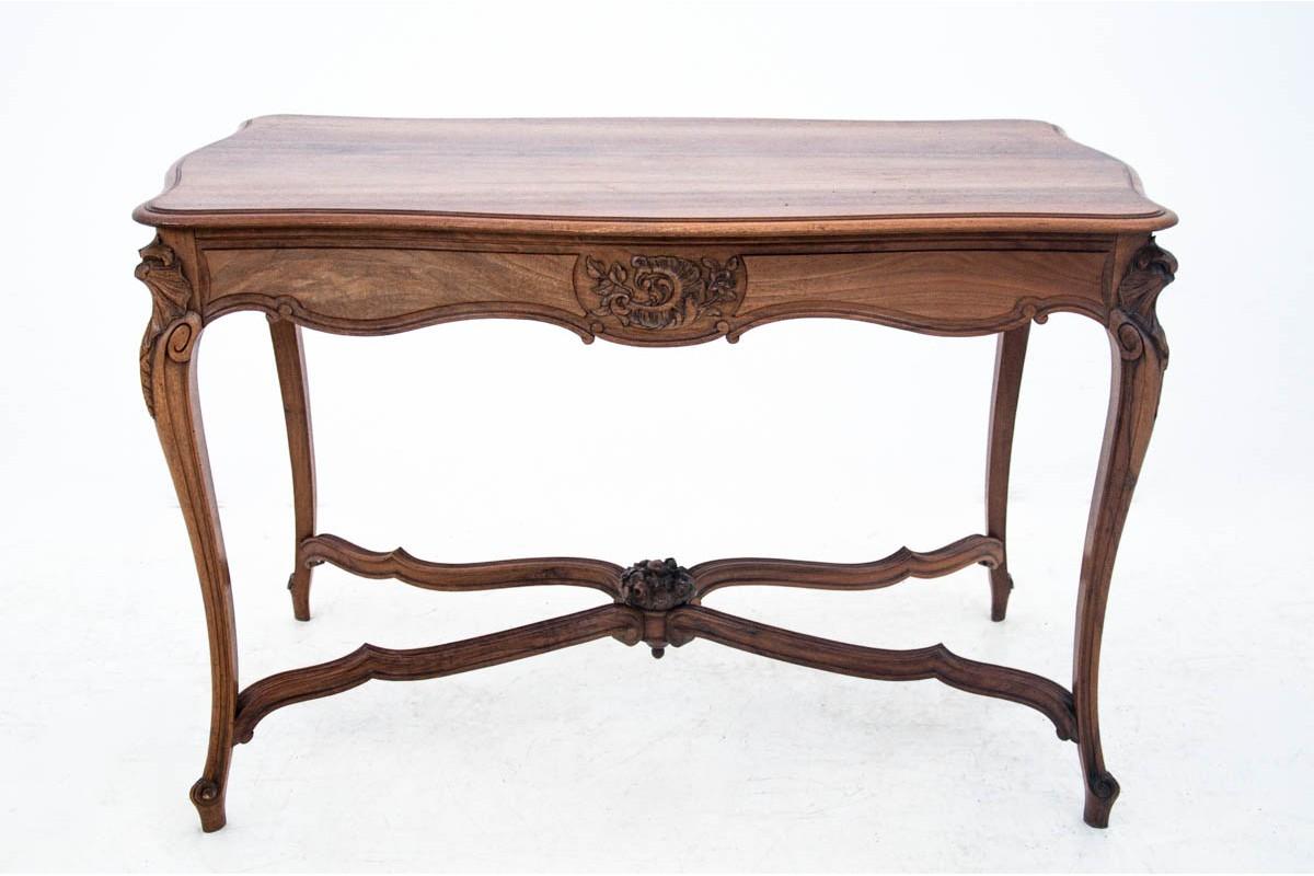 Antiker Tisch Tisch Frankreich Um 1900