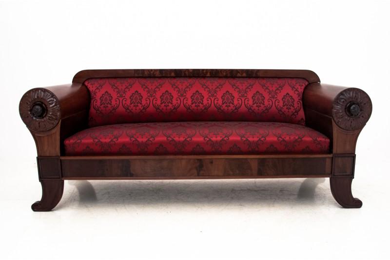 sofa antyczna biederemeier