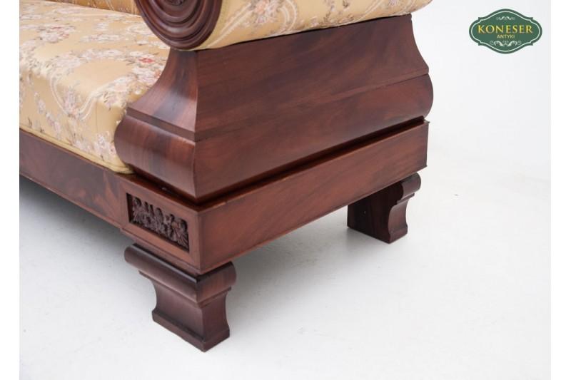 sofa biedermeier sofa antyk sklep
