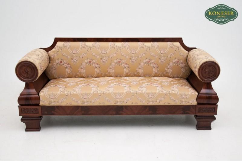 sofa biedermeier sofa antyk