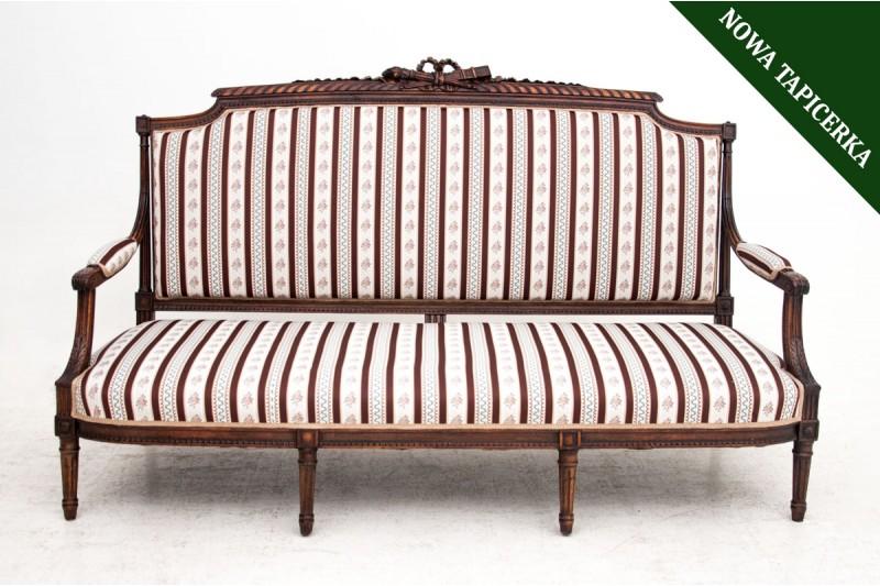 antyczna sofa sklep eklektyczna