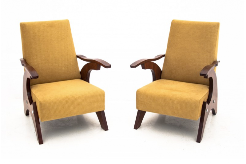 fotele z lat 60