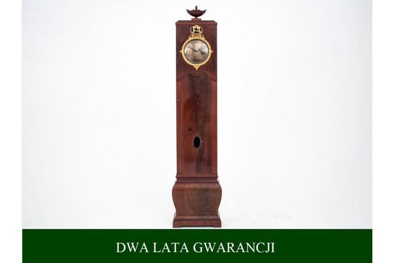 Zabytkowy zegar z 1918 roku