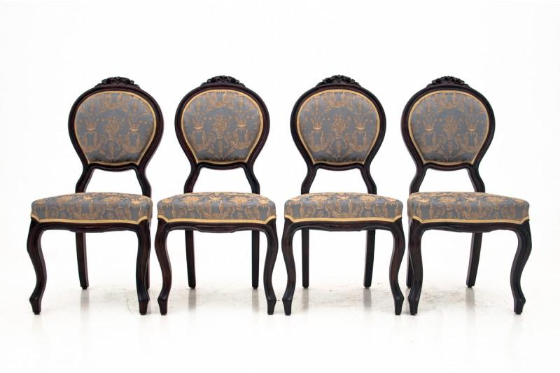 krzesła antyczne sklep styl ludwikowski