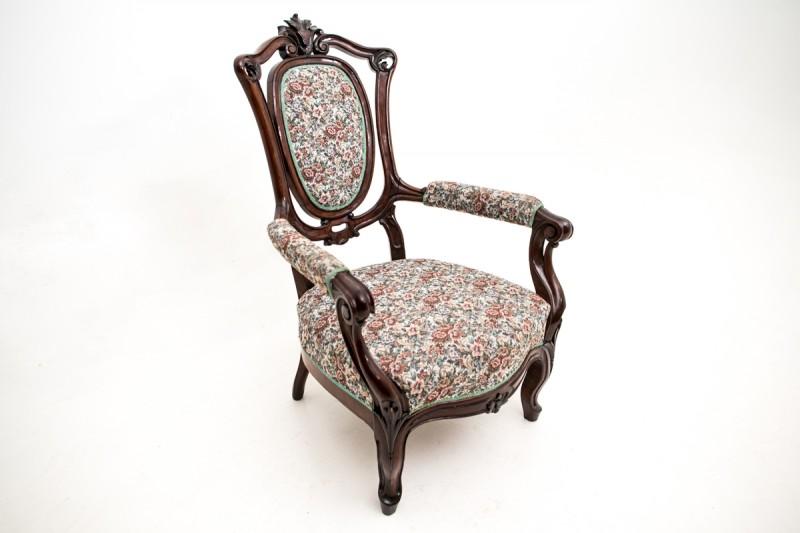Fotel z około 1900 r