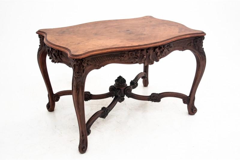 stol do jadalni antyk styl francuski