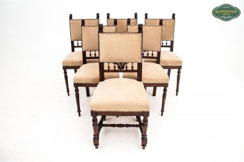 krzesła eklektyzm sklep antyki