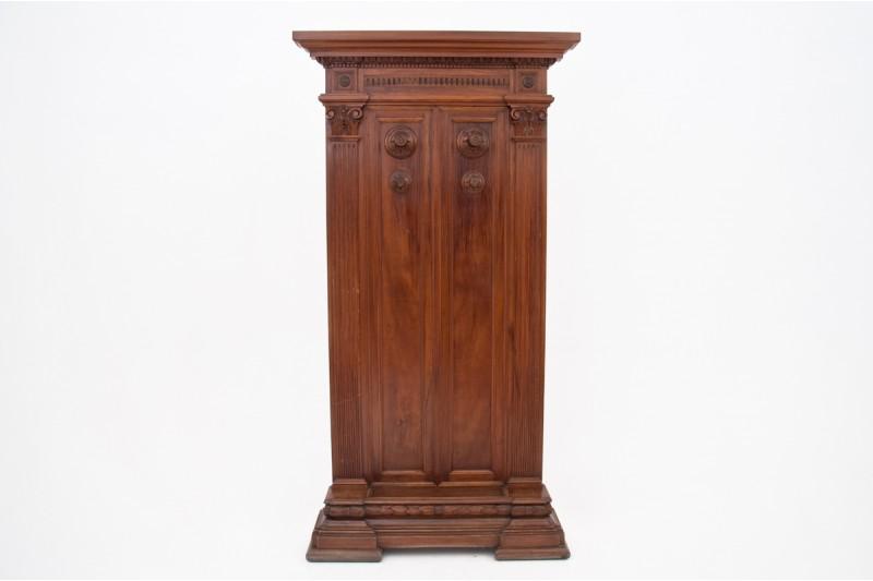 drewniany wieszak garderoba