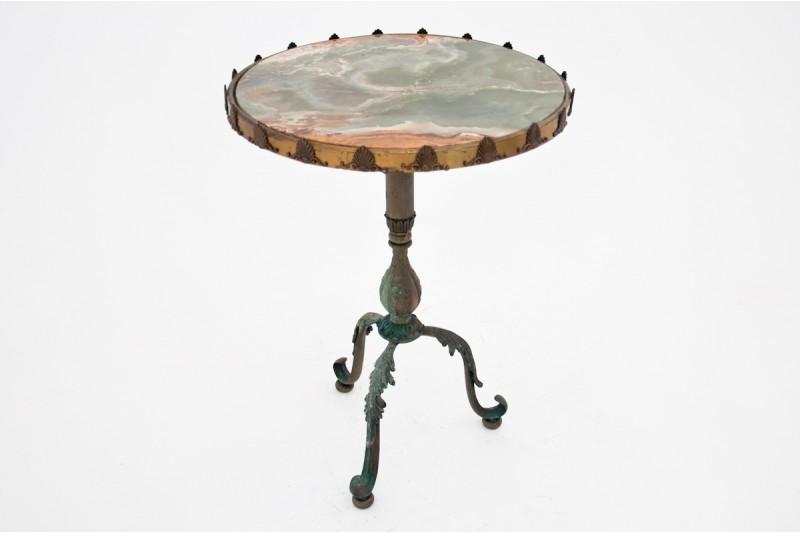 zabytkowy stolik